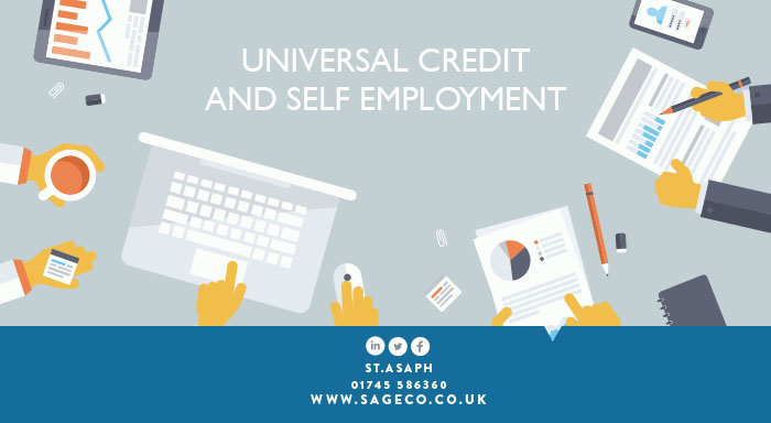 Universal Credit And Self Employment Sage