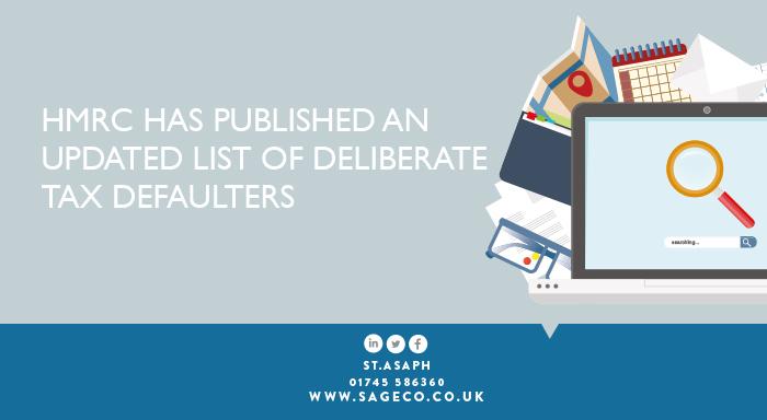 tax default list